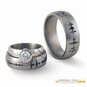 Inexpensive wedding rings wedding ring sound wave for Wedding ring sound wave