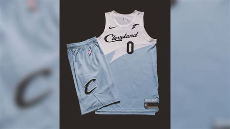 cleveland cavaliers earned edition jerseys