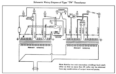 Lionel Transformer Type R Wiring Diagram by Tw Transformer And 0 31 Switches O Railroading On