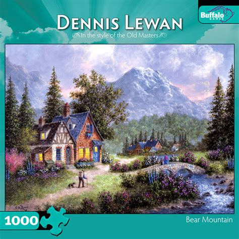 1000 images about mountain on mountain dennis lewan mountain 1000 puzzle 079346112869