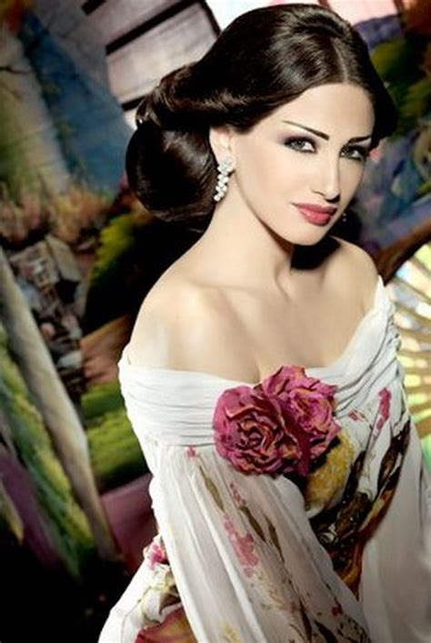 coiffure arabe mariage