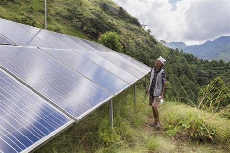photo essay on solar solutions as nepal rebuilds advice