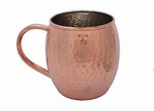 Hammered, Barrel, Shape, Moscow, Mule, Mug, With, Nickel, Lining, U00b7, Copper, Mugs, U00b7, Online, Store, Powered, By