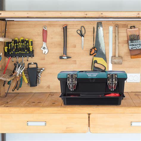 werkzeugkoffer leer werkzeugkasten kunststoff