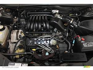 2001 Ford Taurus Se Engine Photos