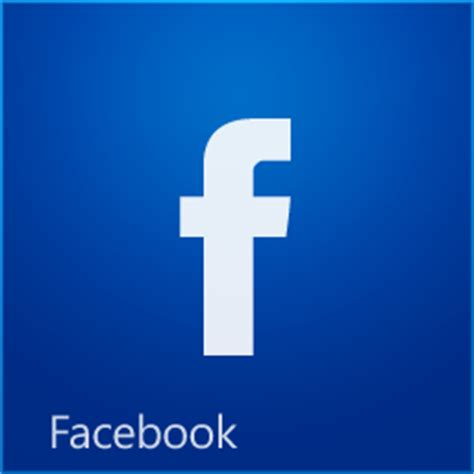 Facebook Icon | Metro Style Social Iconset | GraphicsVibe