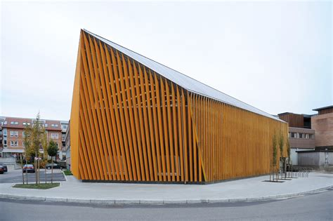 The Nordic Wood Festival Of Wooden Architecture Is Coming