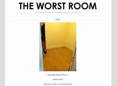 THE WORST ROOM blog dishes on horrid New York rentals NY