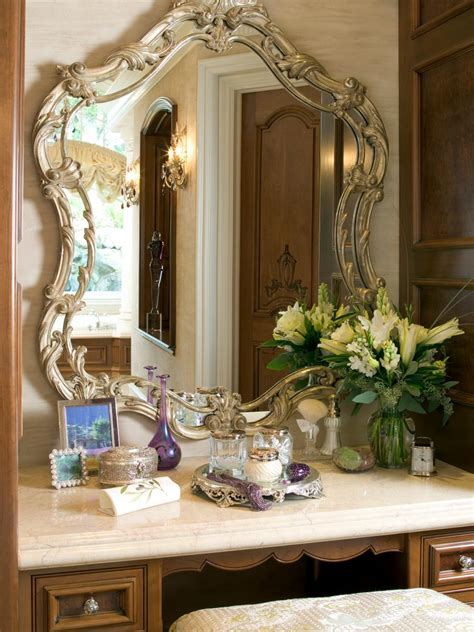 Makeup Vanity by Makeup Vanity Dressing Table Hgtv