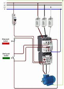 35 Unique Contactor Relay Wiring Diagram