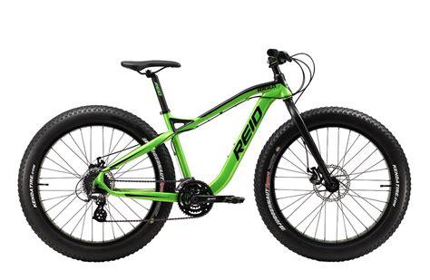 Zeus Fat Bike » Reid Bikes