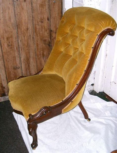 antique slipper chairs antique furniture
