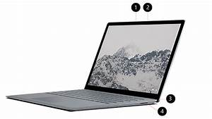 Surface Laptop Features