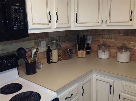 cheap backsplash ideas for kitchen 13 kitchen backsplash ideas that aren t tile 8140