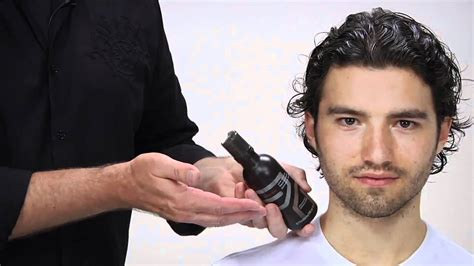 how to style hair boys aveda how to style s curly hair 8209