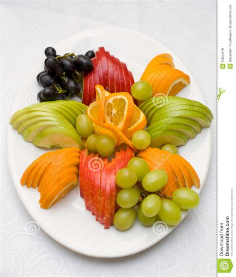 dessert fruit de saison dessert de fruit image stock image du sain vitamine 12844879