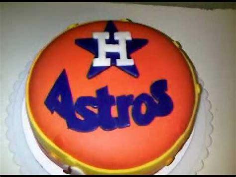 houston astros original logo cake youtube