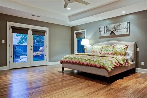 hardwood flooring in bedroom del roy project nortex custom hardwood floors