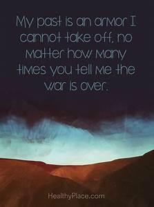 PTSD Quotes   H... Traumatic Past Quotes