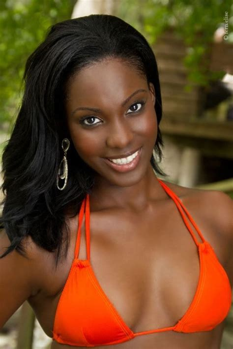 Most Beautiful Black Women Ever  Chavoy Gordon Placed