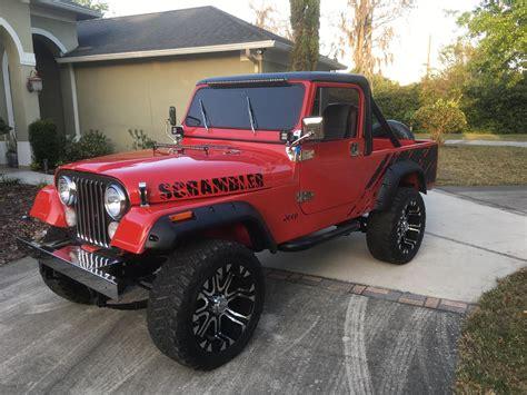 Jeep Scrambler For Sale Classiccars