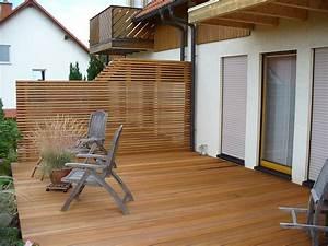 sichtschutz und pergolen aus holz carport scherzer With terrassenüberdachung sichtschutz