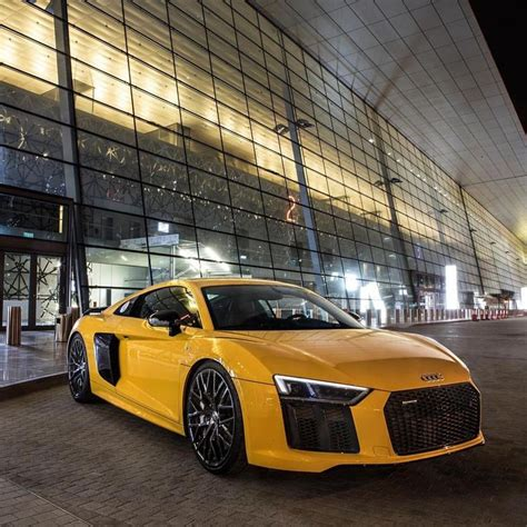 Audi r8 vs bugatti veyron. Yellow Audi R8 | Audi, Yellow car, Bugatti