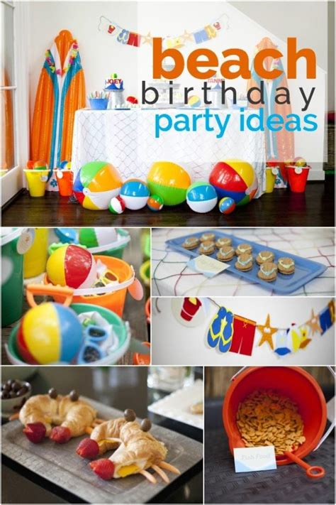 10 Awesome Birthday Party Ideas for Boys Spaceships and