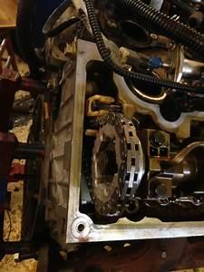 4 0 Sohc Rear Timing Chain Tensioner Oil Leak