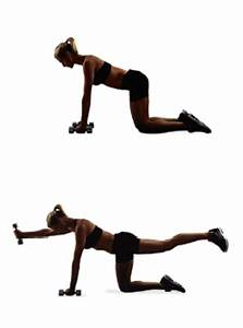 Goodbye, belly fat! Four exercises to work out your abs ...