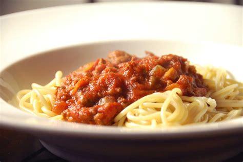 sauce cuisine ragu recipe an easy pasta sauce recipe