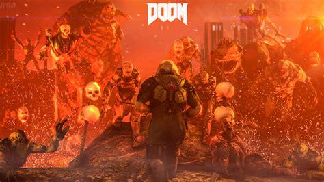 doom backgrounds