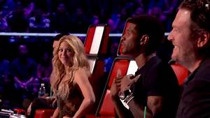[VIDEO] 'The Voice': Shakira and Usher Return for Season 6 ...