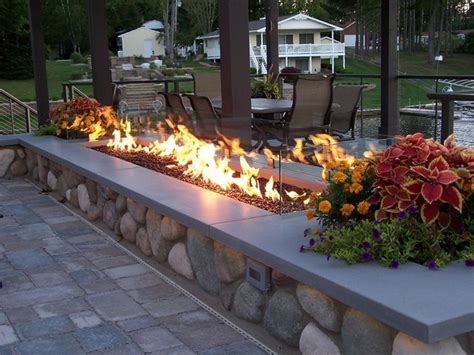 Shop fire pits direct for premium fire pits sure to become the centerpiece in your backyard. Photo Gallery - Outdoor Fire Pits - Jenison, MI - The Concrete Network