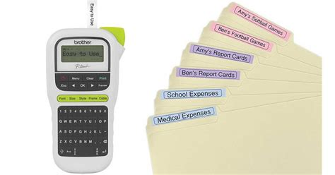 brother portable label maker   southern savers