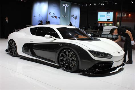 China Makes Its First Supercar  The Qiantu K50 Event