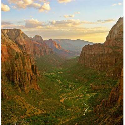 Zion National Park Utah USA -Amazing Places