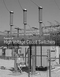 Vertical Interrupter Circuit Switcher Without Integral