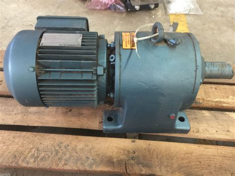 Sew Electric Motors by Sew Eurodrive Dft90l4 2hp 3ph Electric Motor With Gear Box