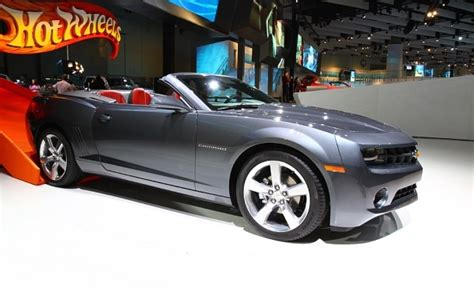 2011 Camaro Convertible Price Guide (base, Packages