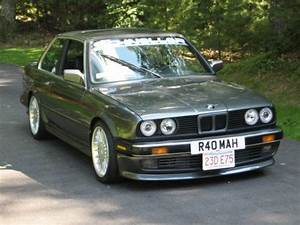 1985 Bmw 325 - Information And Photos