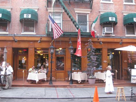 Il Cortile Re by Il Cortile New York Bars Cafes Restaurants