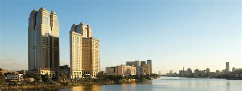 Best Luxury Resort Hotel in Cairo Egypt   Fairmont Nile City