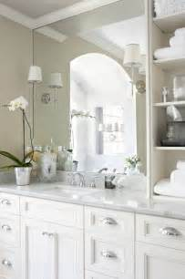 White Bathroom Ideas Vancouver Interior Designer Which Pulls Knobs Should You Choose For Your White Cabinets