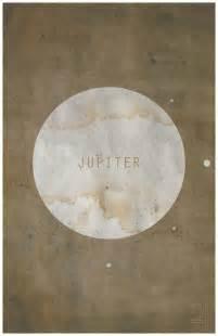 Vintage Jupiter Planet