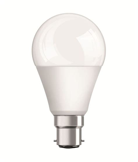 osram led light bulb cl a 100 10 5w white pin typeled bulb