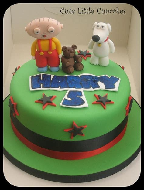 images  family guy cakes  pinterest peter