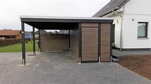 Aluminium Carport Mit Abstellraum : moderne einzelcarports im individuellen design carporthaus ~ Markanthonyermac.com Haus und Dekorationen