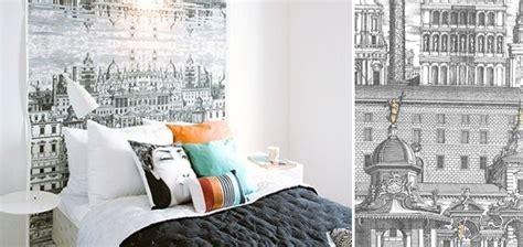 papier peint pour chambre au fil des couleurs pour des papiers peints tendance