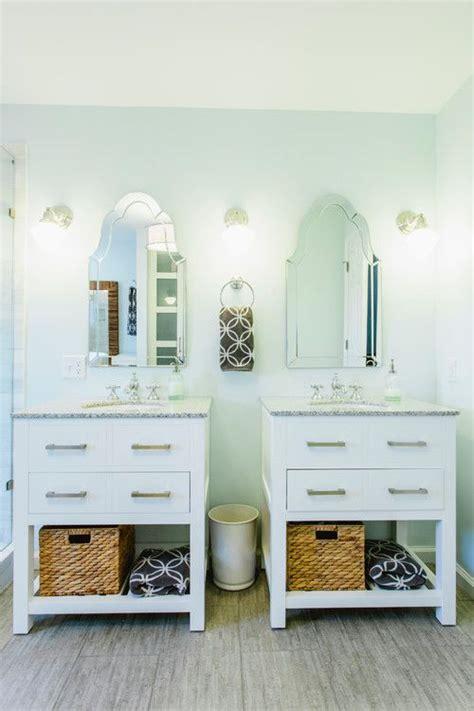 bathrooms  double vanities